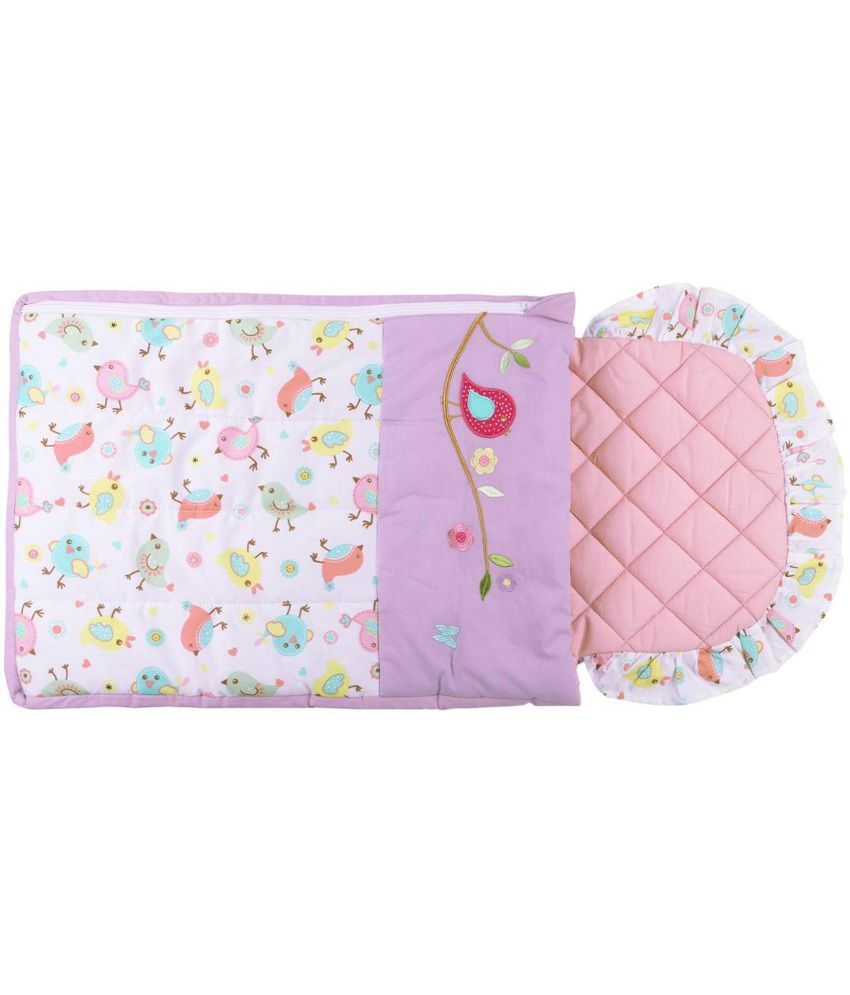 Cotton Baby Sleeping Bag Mom Me Multicolour Cotton Baby Sleeping Bag Buy Mom Me