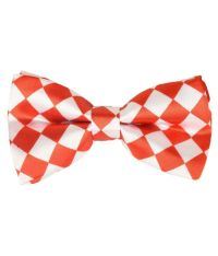 Tiekart Red Bow Tie for Boys - Buy Tiekart Red Bow Tie for ...