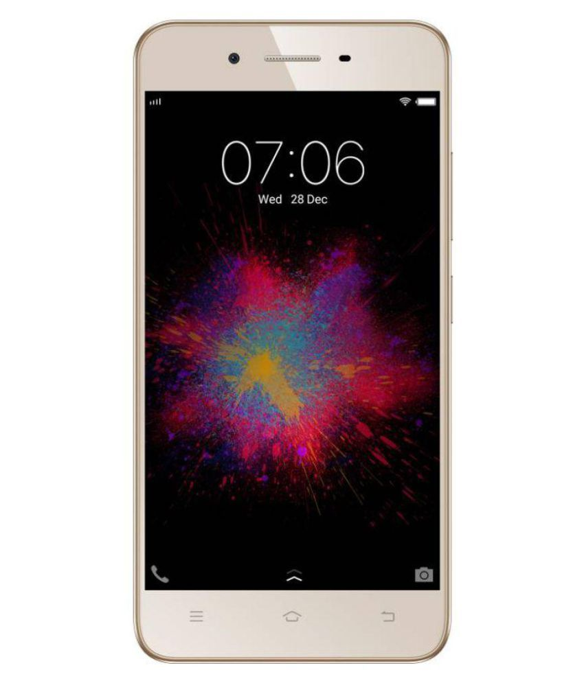Möbel Ad Vivo 1606 16gb 2 Gb Crown Gold Mobile Phones Online At Low