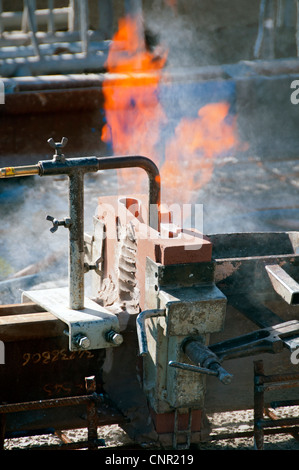 Thermite Welding ophion - thermite welding