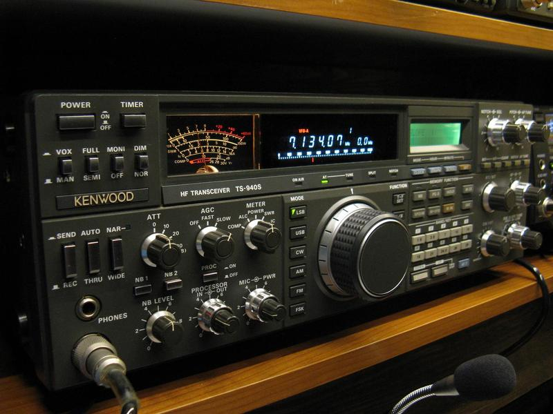 Phase 6 Kenwood TS-940SAT - N6PET - My Ham Radio Journal