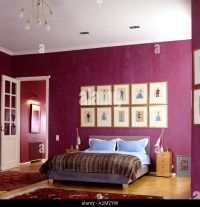 Bedroom Wall And Doorway Stock Photos & Bedroom Wall And ...