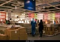 Ikea Lighting Stock Photos & Ikea Lighting Stock Images ...