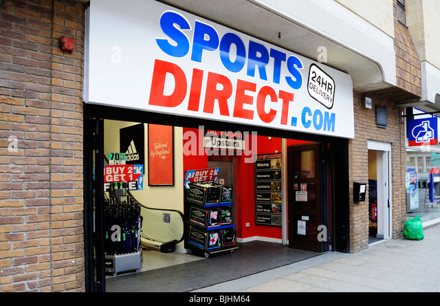 Shop Direkt 24 Sports Direct Stock Photos & Sports Direct Stock Images