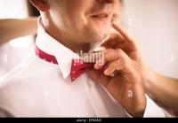 Bow Tie Man Stock Photos & Bow Tie Man Stock Images