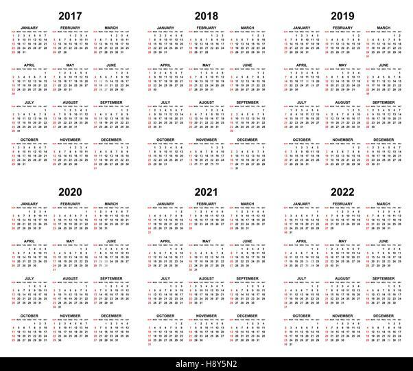 Editable Year Calendar