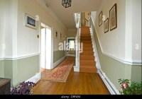 Hallway House Stairs Stock Photos & Hallway House Stairs ...
