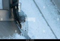 Frozen Pipe Stock Photos & Frozen Pipe Stock Images