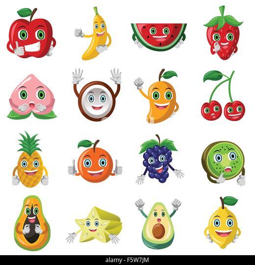 Papaya avocado banana stock photos amp papaya avocado banana