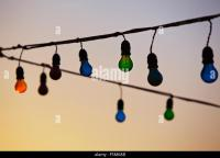 Light Bulbs Hanging Stock Photos & Light Bulbs Hanging ...
