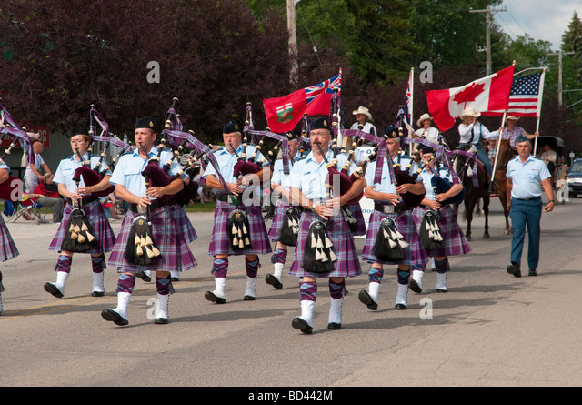 Bagpipers Band Stock Photos Bagpipers Band Stock Images