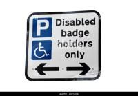 Disabled Car Parking Stock Photos & Disabled Car Parking ...