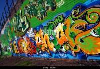 Brick Painting Spray Paint Train Stock Photos & Brick ...