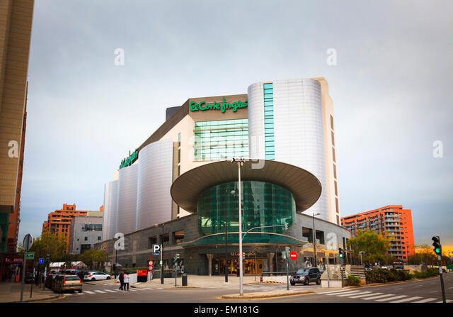 Corte Ingles Hogar Valencia Spain Valencia El Corte Ingles Stock Photos & Spain