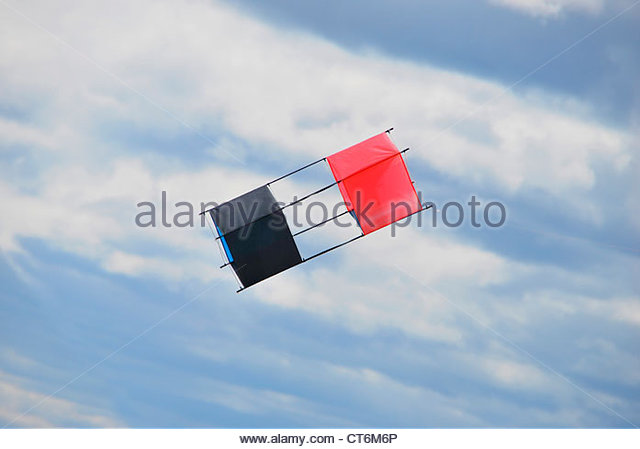 Double Pram Mackay Box Kite Stock Photos Box Kite Stock Images Alamy