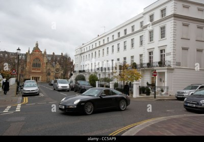 Affluent London Road Stock Photos & Affluent London Road Stock Images - Alamy