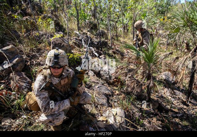 marine corps machine gunner 3slufsluidsprekers