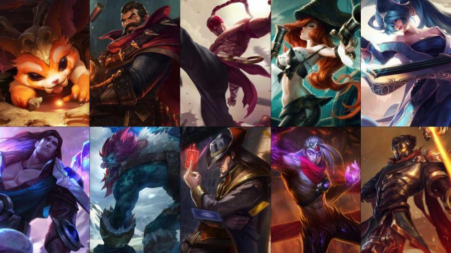 UPDATE: New free champion rotation: Gnar, Lee Sin, Sona and more!