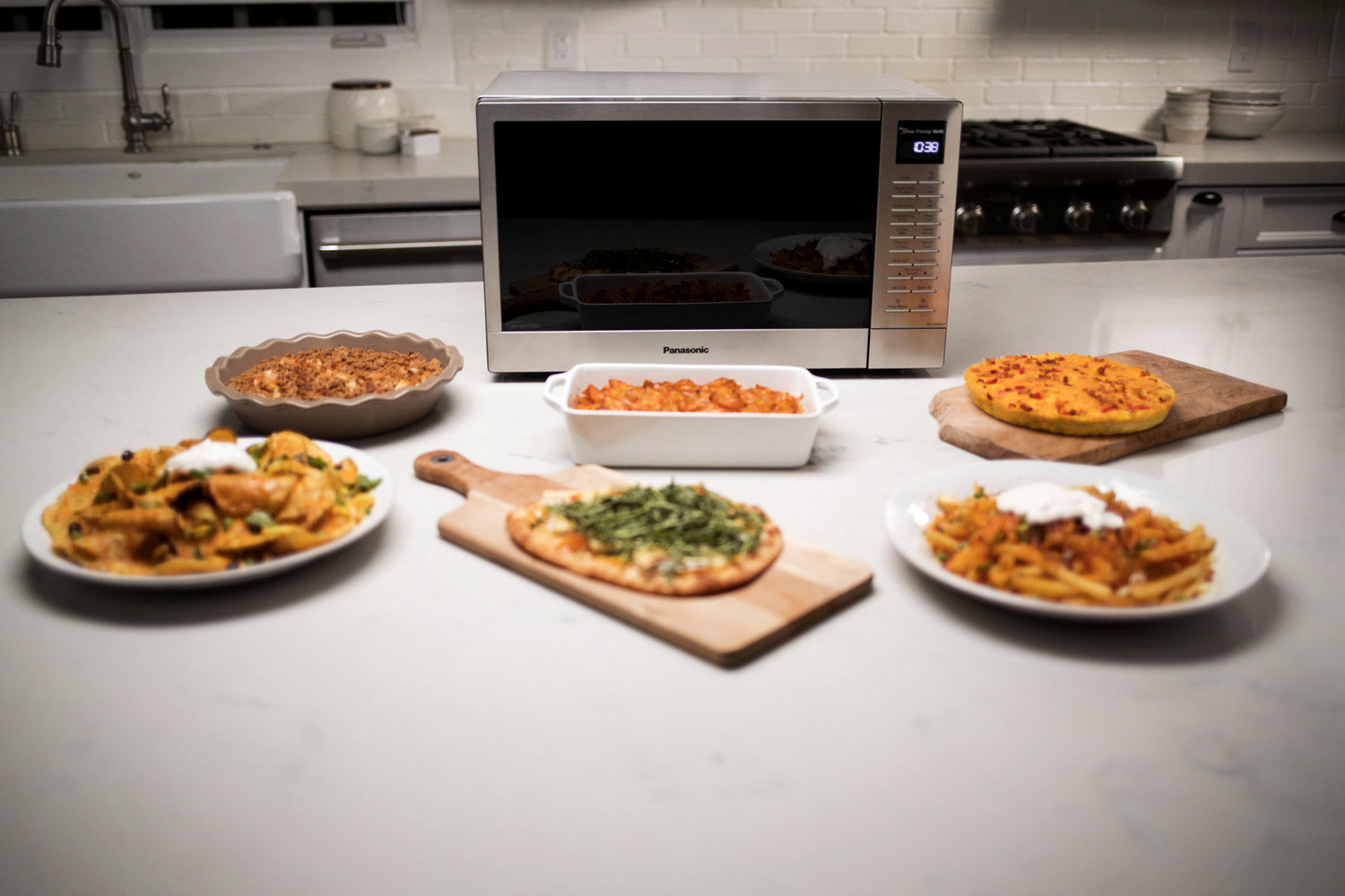 Panasonic Announces New Nn Gn68ks Microwave Oven With Inverter Technology Flashxpress Broiler Panasonic North America United States