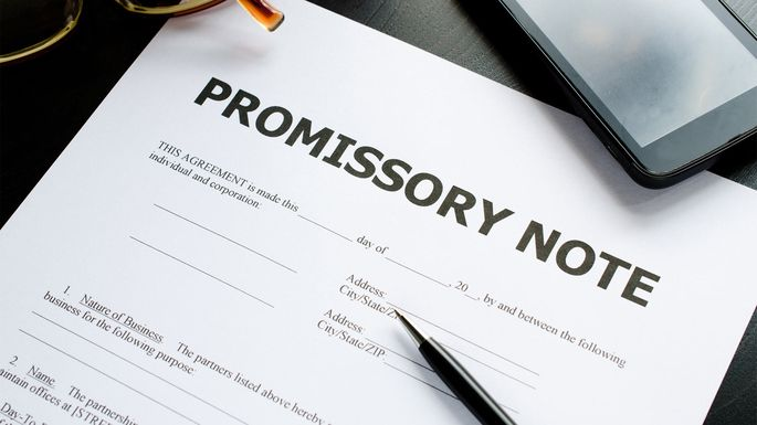 What Is a Promissory Note? What You\u0027re Really Promising, Revealed