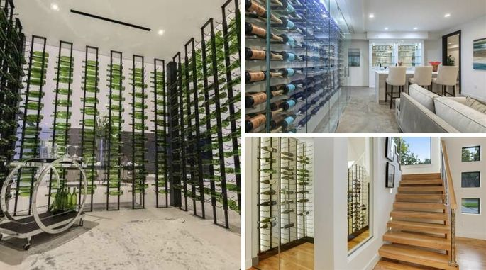 See The Light Glass Wine Cellars Are Having A Moment