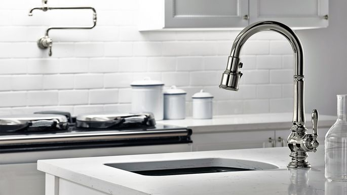Why The Corner Sink In The Kitchen Is A Trend That39s Here