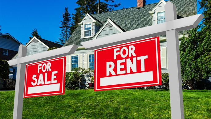 Can You Rent Out Your Old House While Trying to Sell It? realtor®