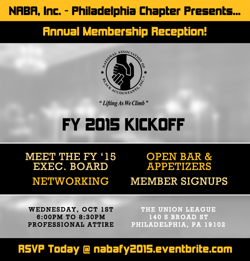 NABA Philly Annual Membership Reception