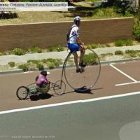 ciclista misterioso