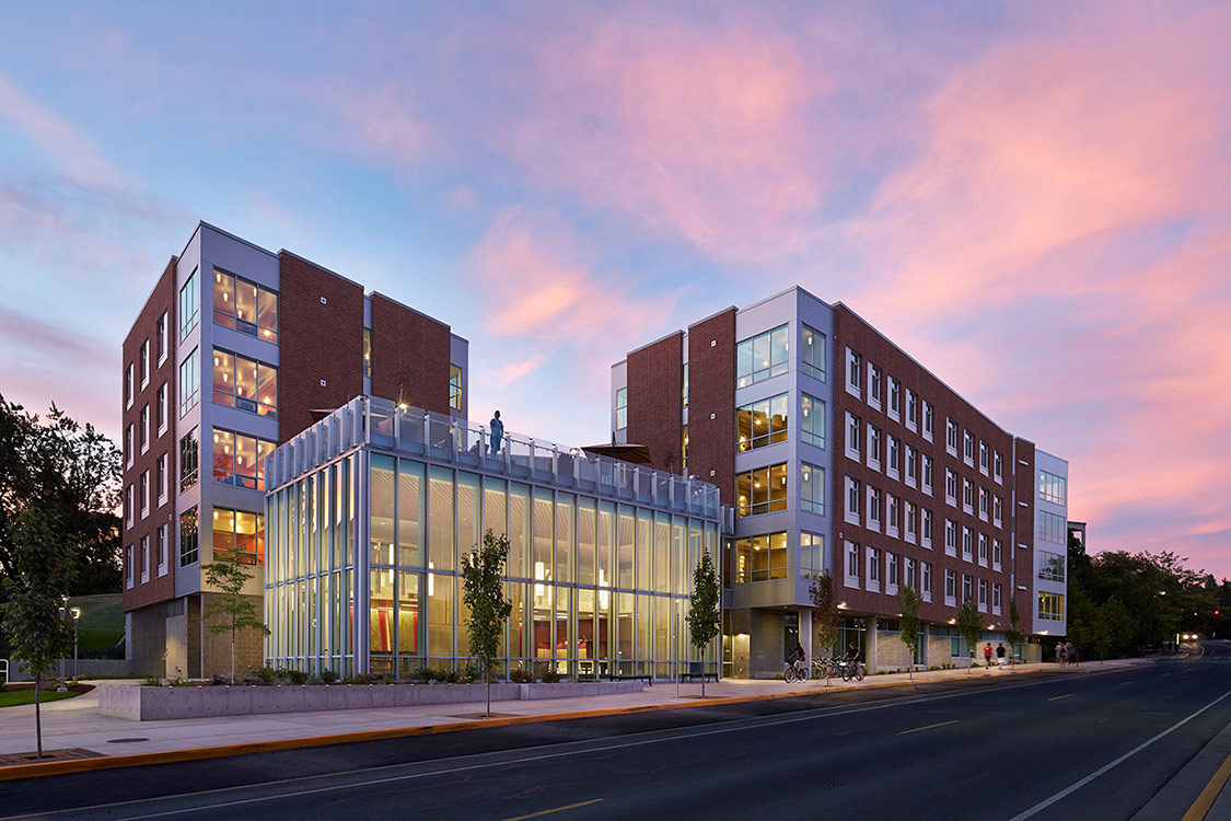 Los Angeles Architects Northside Residence Hall, Washington State University