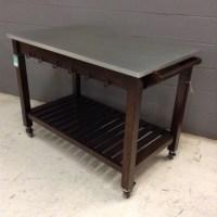 Kitchen Table on Wheels - Nadeau Nashville