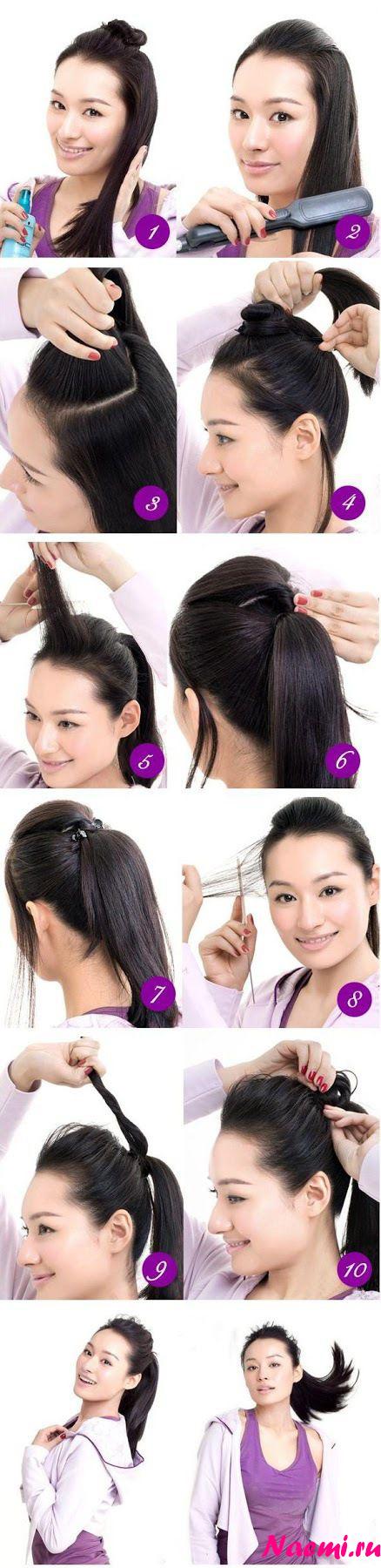 красивые косички на длинные волосы в домашних условиях фото пошаговые инструкции