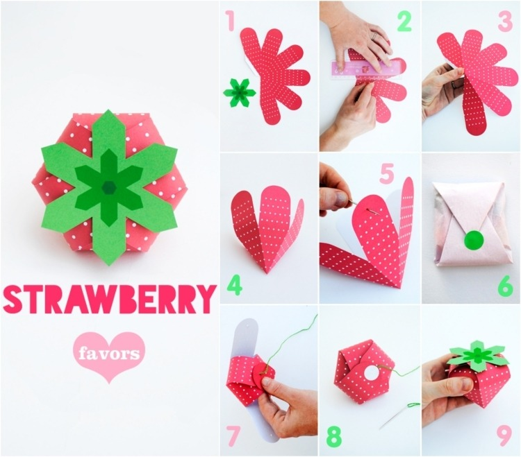 Как сделать маленький подарок для друзей