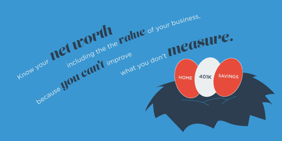 NAHREP 10 Discipline 6 Know Your Net Worth - NAHREP - business net worth