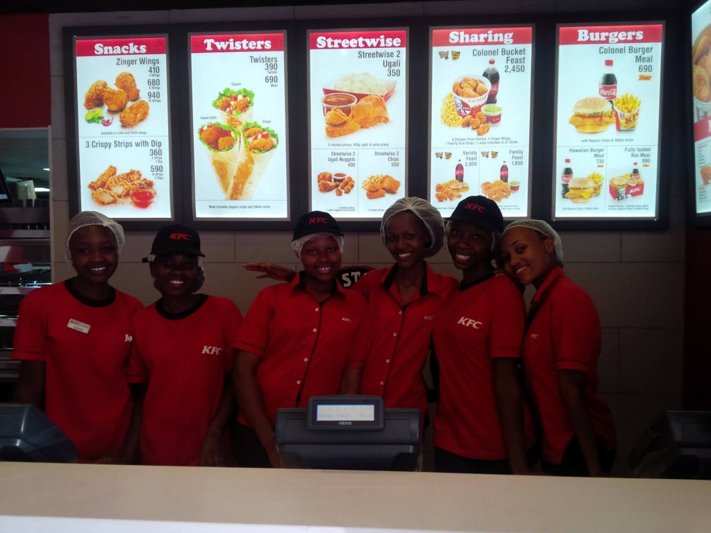 24 Outlet Kfc Opens A New Branch In Parklands - Naibuzz