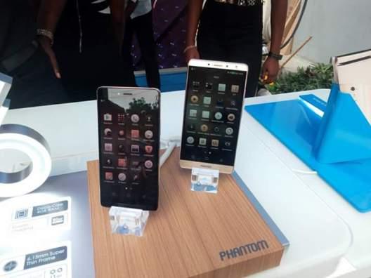 TECNO Phantom 6 and 6 plus