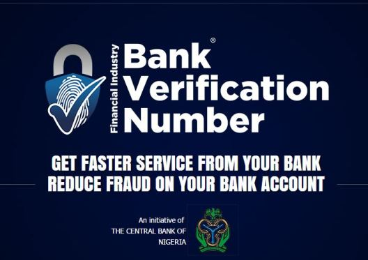 Check BVN (Bank Verification Number)
