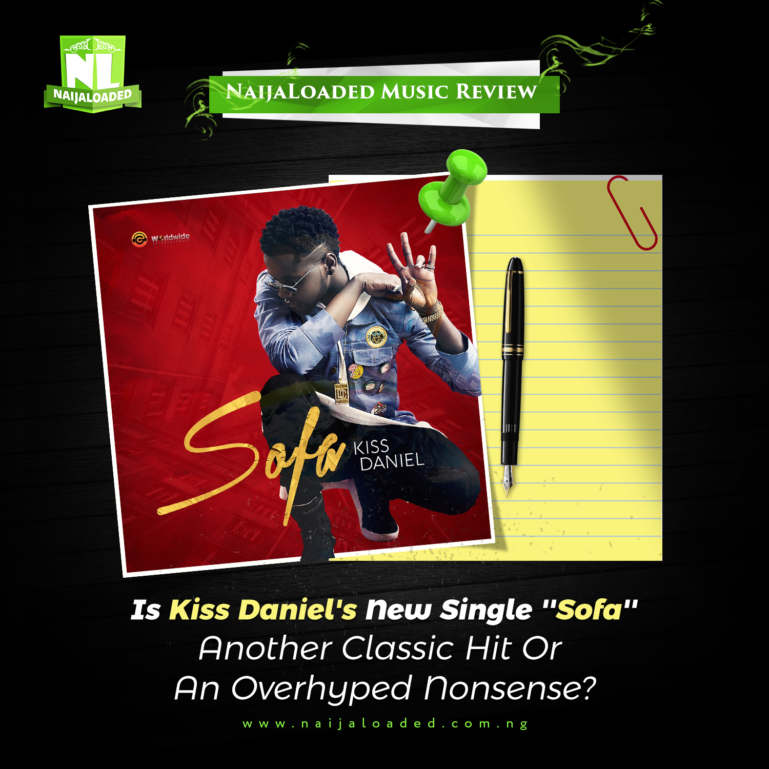 Chill On The Sofa Kiss Daniel Music Review Is Kiss Daniel S New Single Sofa Another Classic