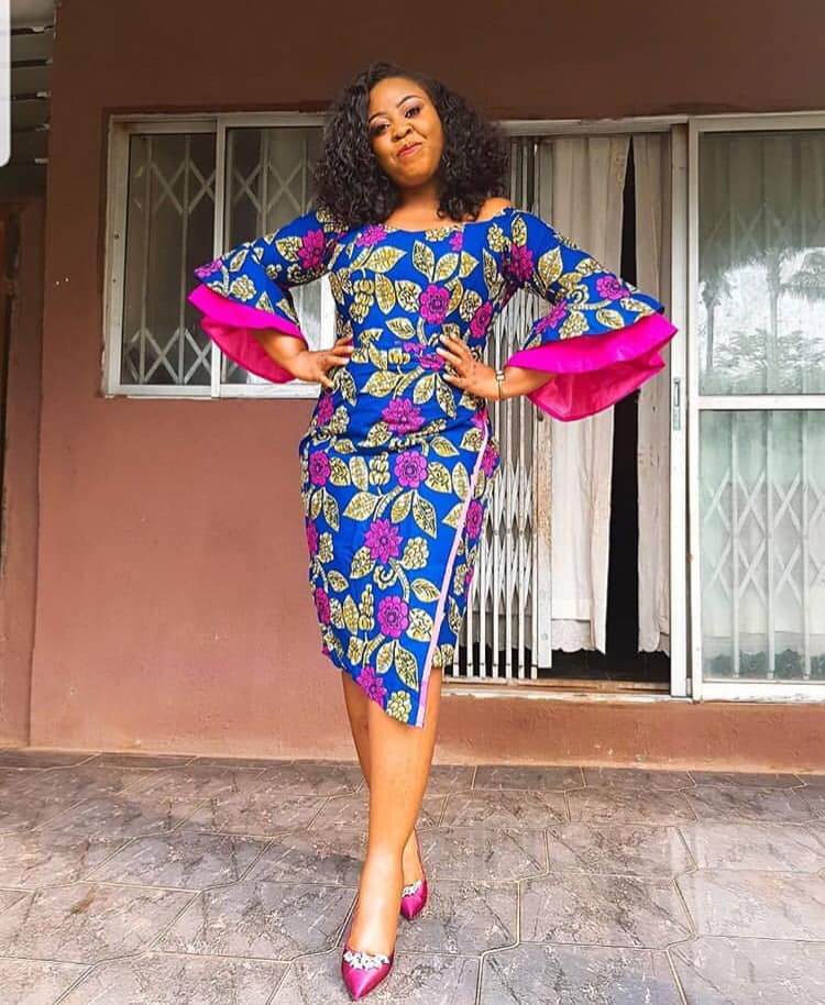 Ladies Latest Style Check Out These 2019 Latest Ankara Styles For Ladies