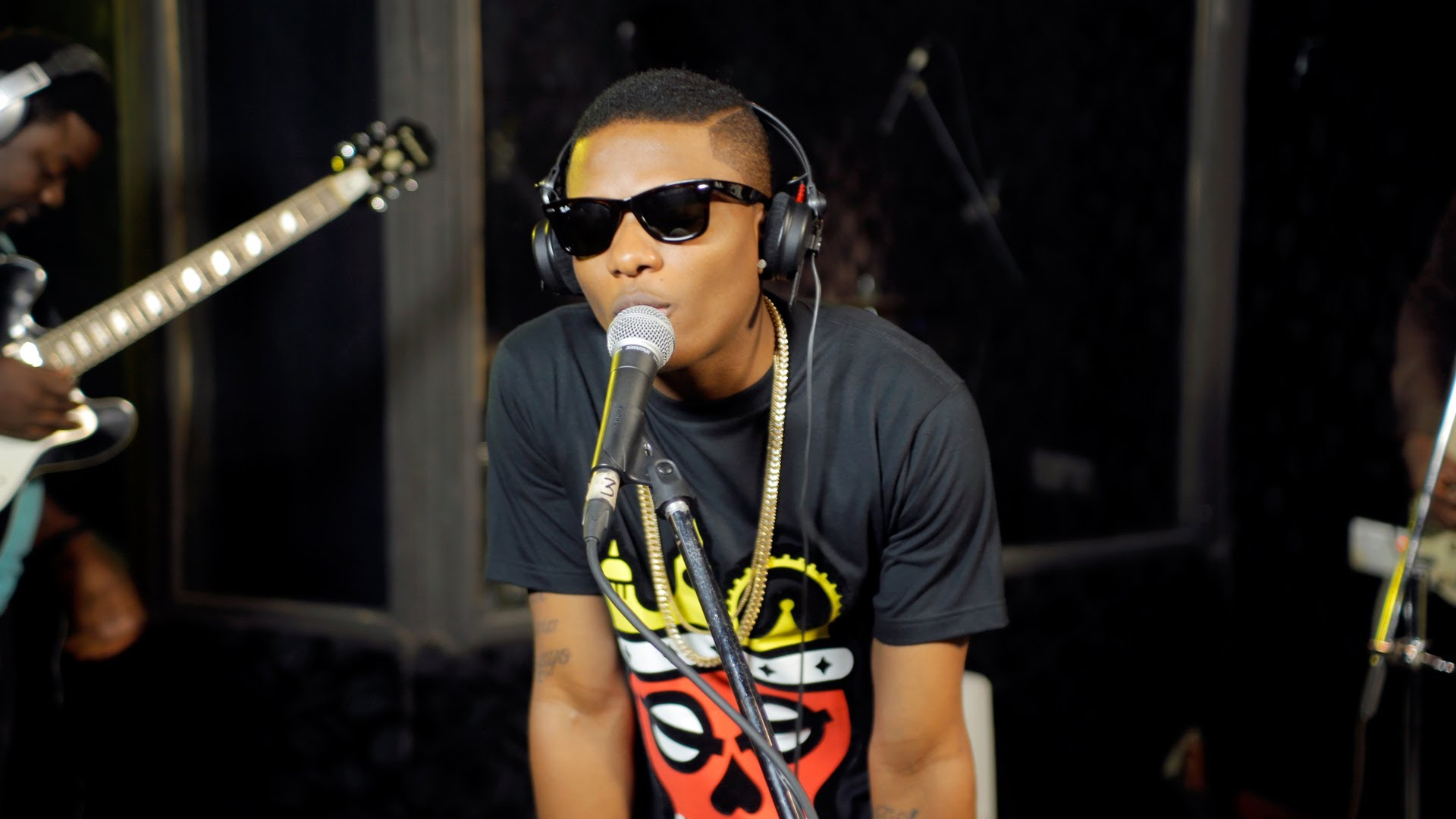 Wizkid Video Video Wizkid Joy No Woman No Cry Bob Marley Cover On 1xtra