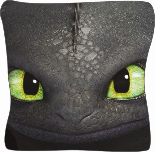 Dragons Bettwaesche United Labels Dreamworks Dragons Tasse, Schwarz, Ohnezahn & Hick 0120105