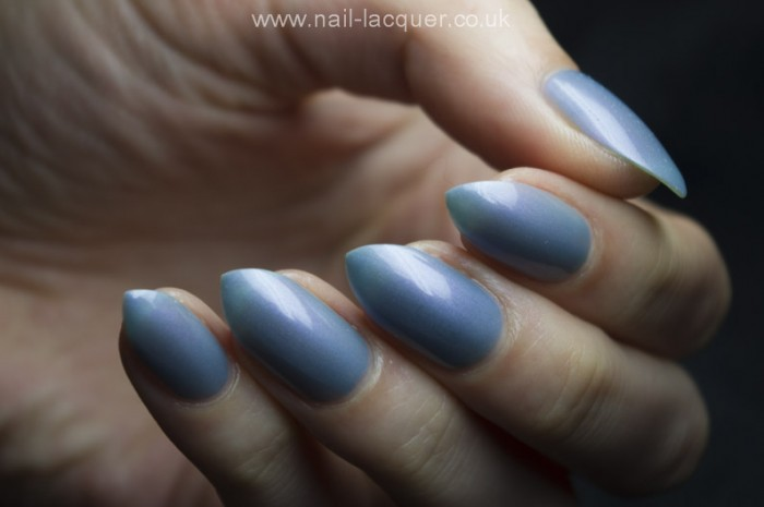 Fickles Thermal Polish Swatches 4 Nail Lacquer Uk