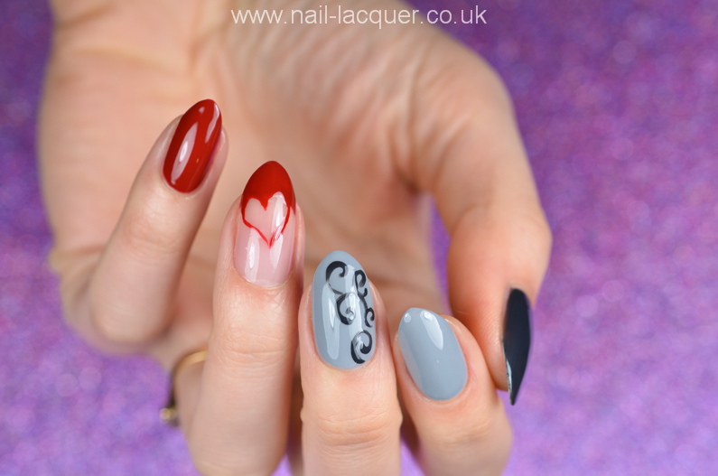 Valentine39s Day Look Nail Lacquer Uk