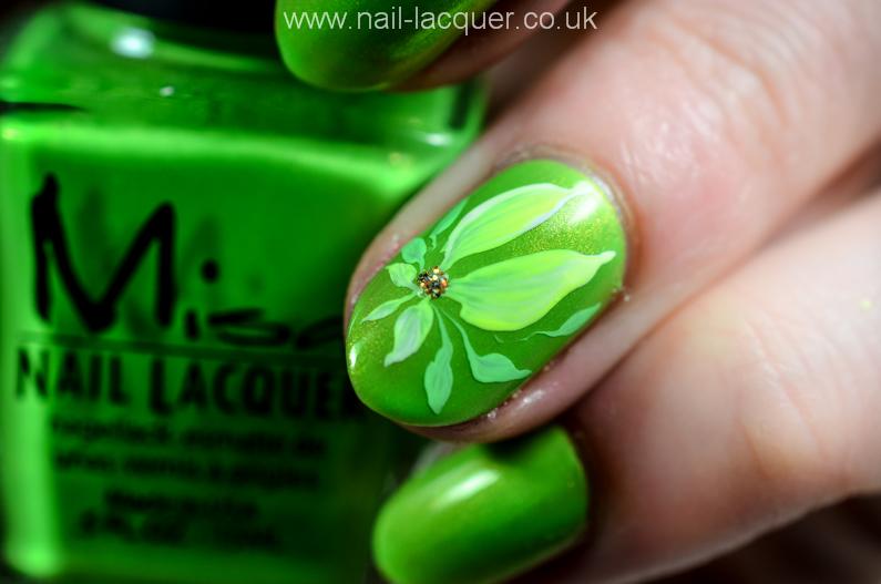Misa Lets Go Green 3 Nail Lacquer Uk