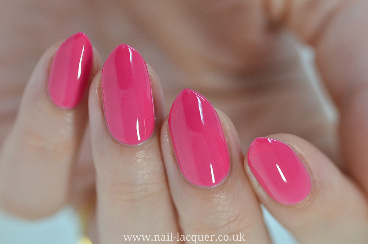 Pink Gellac Tropical Island Collection Review And Swatches