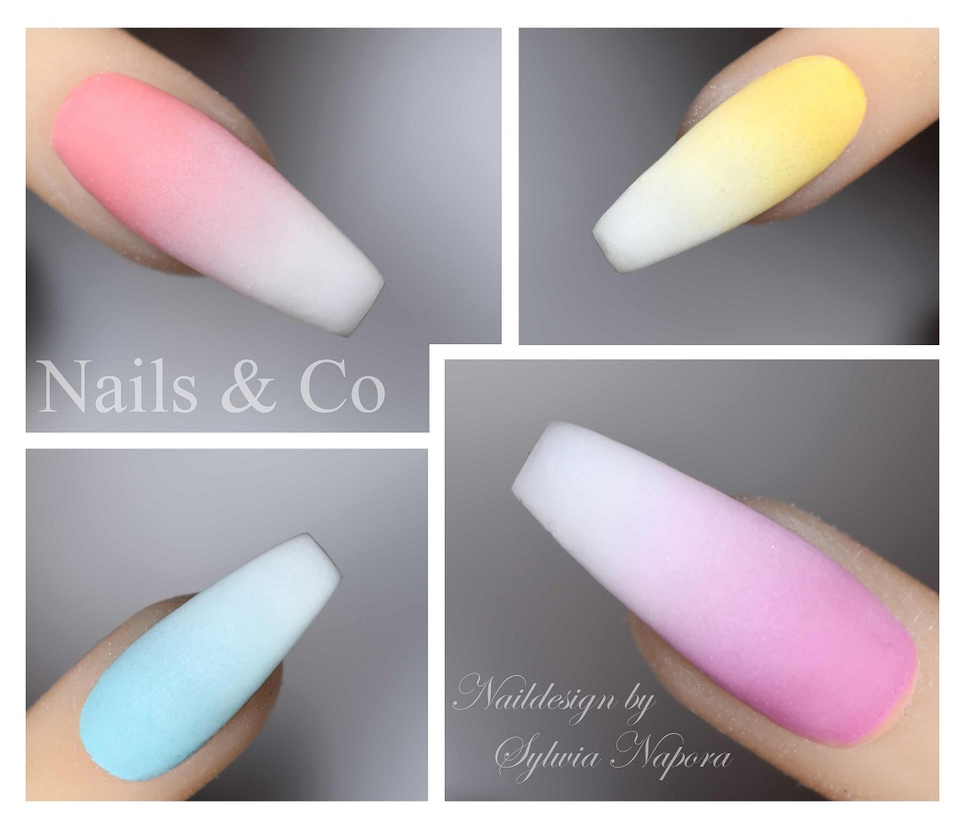 Moderne Nägel Matt Look Ein Modern Cooler Nageldesign Trend Nailart And Co