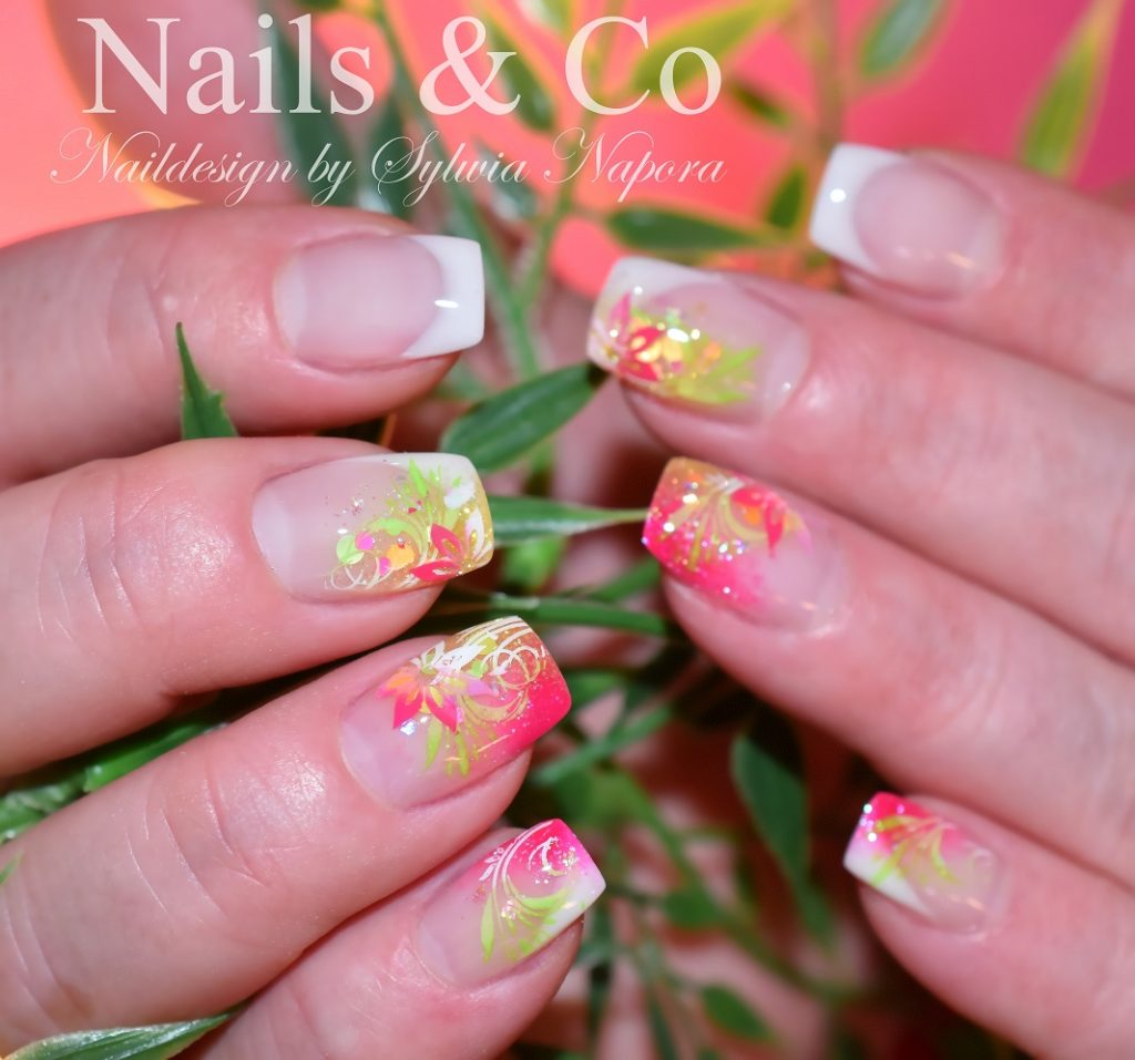 Art Design Bilder Sommer Nageldesign Nail Art And Co