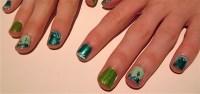 ocean nail design | Nail Art Lab