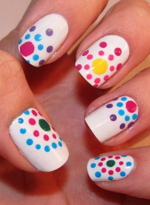 New Nail Art Designs 2014