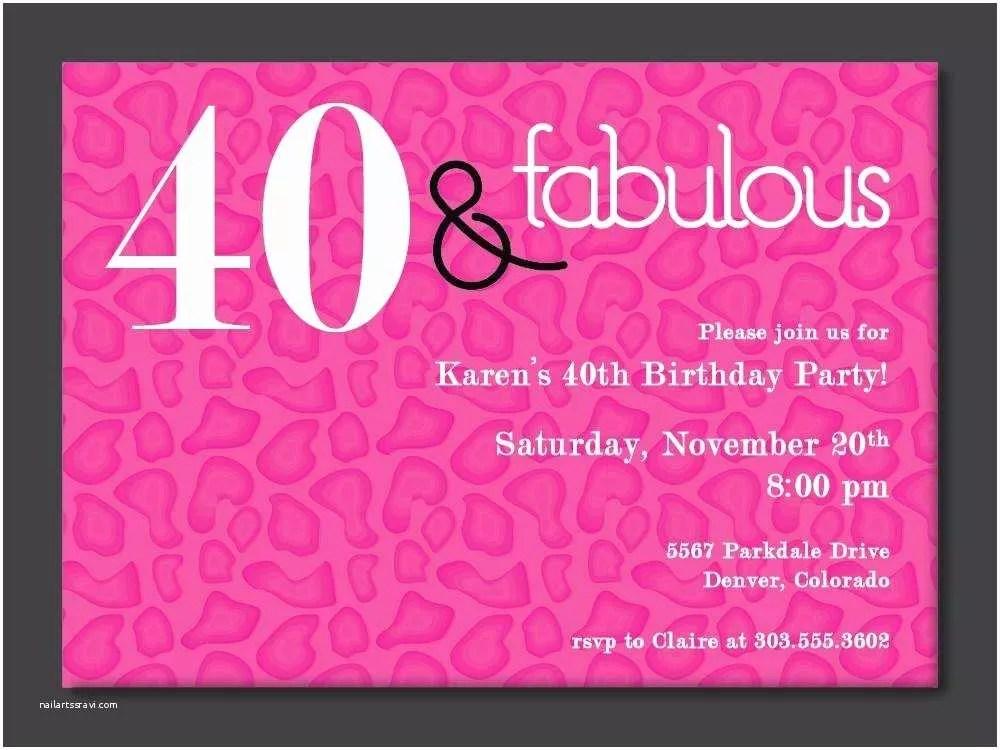 40th Birthday Invitation 9 Best Of Men 40th Birthday Invitations